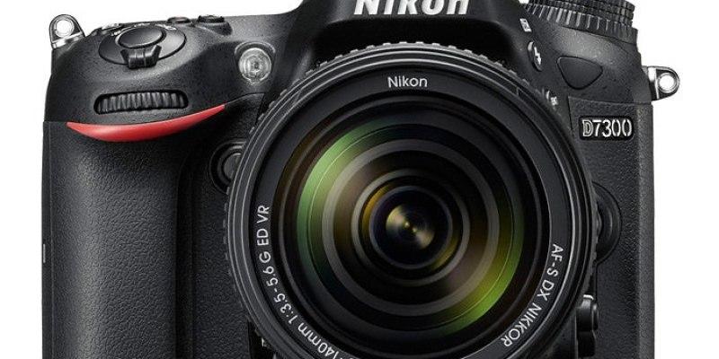 新機資訊》Nikon 推出全新 D7300 可拍攝4K錄影! 將配置D500感光元件