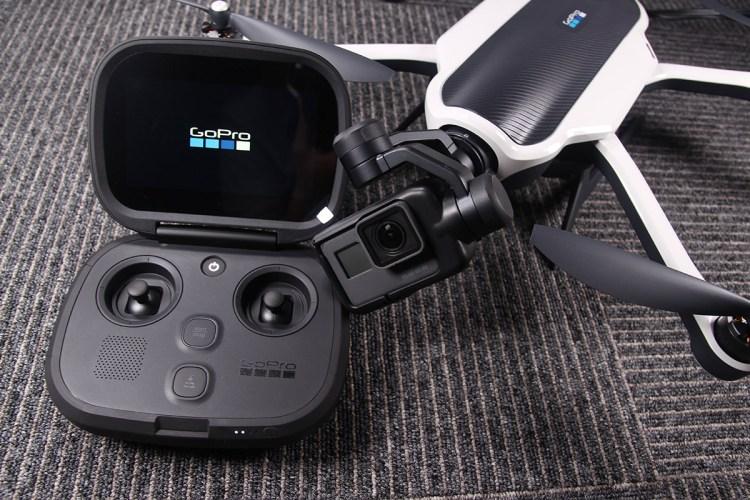 開箱》運動相機霸主! GoPro  Karma 空拍機 全新上陣 |Grip、Hero、Karma 陸海空套組