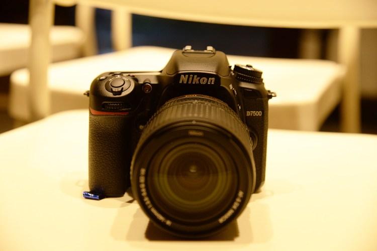 超越眾人期望 Nikon D7500 正式登台  碳纖維機身、繼承旗艦D500性能