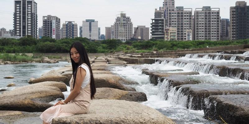 新竹》頭前溪 絕美豆腐岩 岩石美景  攝影師的私房景點