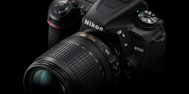 評測》顛覆4K錄影創作 Nikon D7500 評測 首次內建 RAW 大量處理 高速8連拍 支援翻轉觸碰螢幕