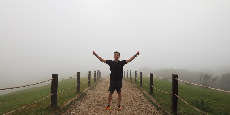 台北》陽明山國家公園 - 擎天崗大草原 視野遼闊的草原踏青的好去處