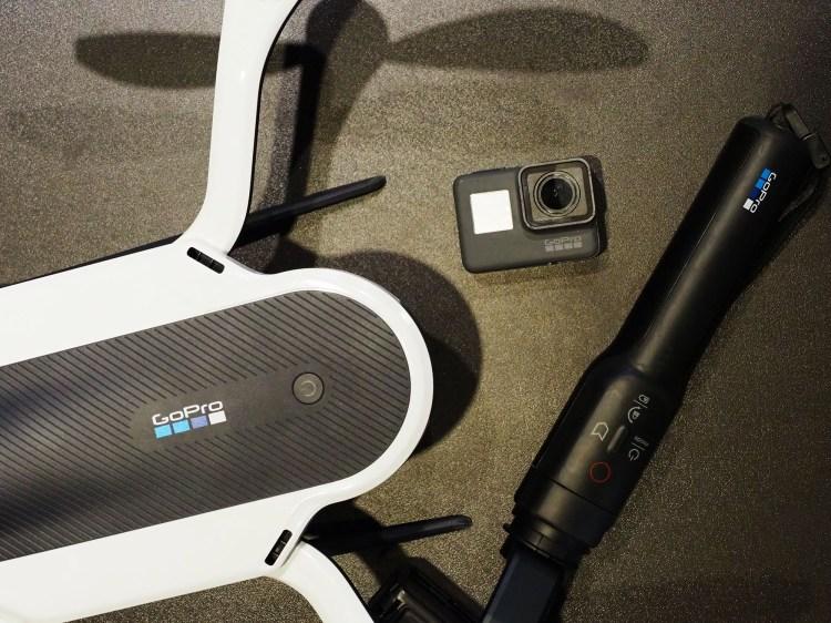 評測》運動相機 GoPro Hero 6 Black 開箱實測|支援4K@60fps、影像畫質顏色更好