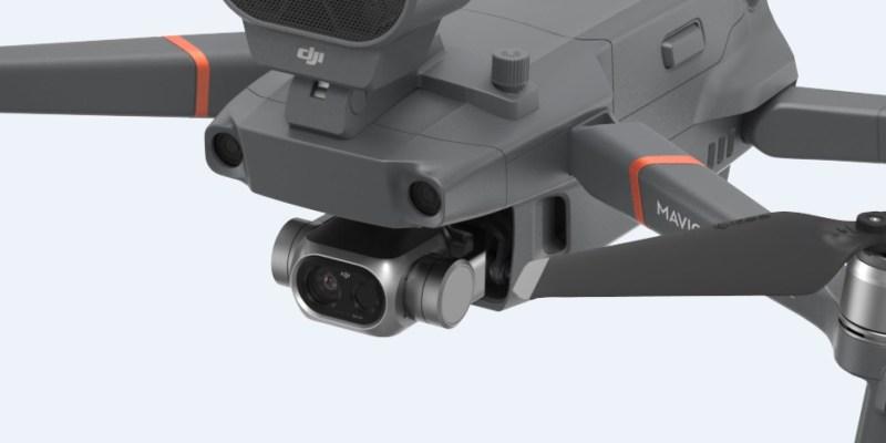 大疆 DJI Mavic 2 Enterprise Dual 行業運用雙光版本  支援 FLIR 熱感應 攜帶專業設備