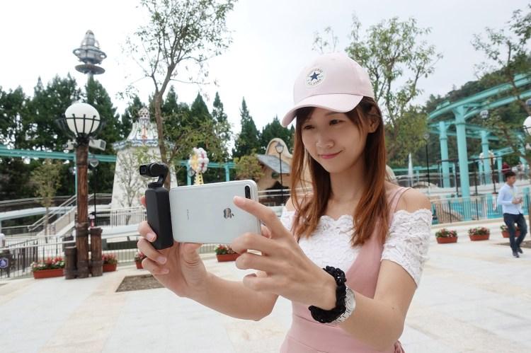 評測》口袋穩定器 DJI 大疆 Osmo Pocket |鎖定親子紀錄、聚會遊玩更方便