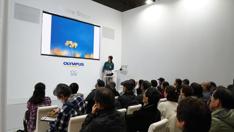 日本橫濱 CP+ 2019 》OLYMPUS OM-D E-M1X 展區最吸睛的旗艦機種