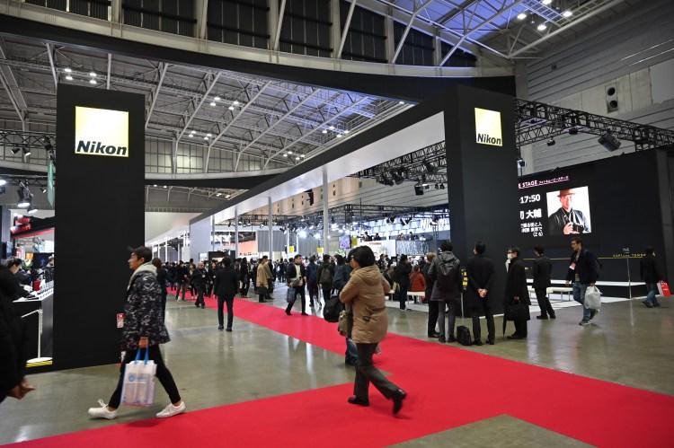 日本橫濱 CP+ 2019》Nikon 全新鏡頭展示|展場Z系列首次體驗眼控AF