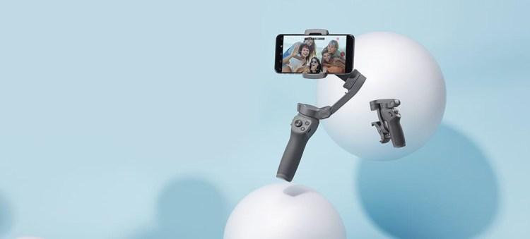 隨手掌控 DJI OSMO Mobile 3 正式發表 可摺疊收納 輕巧便攜
