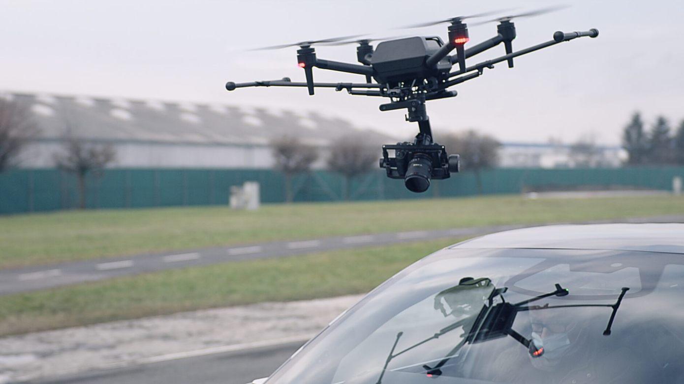 CES 2021 Sony 發布無人機 Airpeak 可搭載 Alpha 全片幅相機
