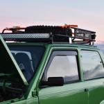 1988 Fiat Panda 4x4 Sisley Modified Greenlaner Retro Rides