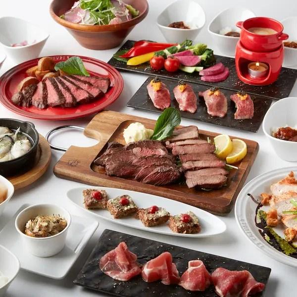 エロ うま 野菜 と 肉 バル カンビーフ 新宿 東 南口 店 | 東京で ...