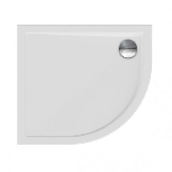schroder sito r receveur de douche en quart de cercle schroder sito r receveur de douche en quart de cercle largeur a gauche 80 a droite 90 h