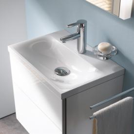 Weiss Stilform Mini Waschtisch Gaste Wc Waschbecken Fur Wandmontage Mineralguss Links Oder Rechts Handwaschbecken Klein Sidra Hospital