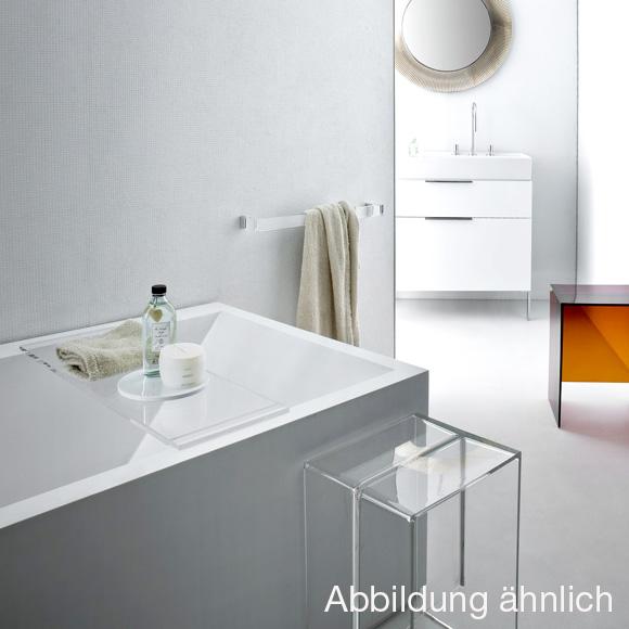 Kartell by Laufen Rechteck Badewanne mit LEDBeleuchtung