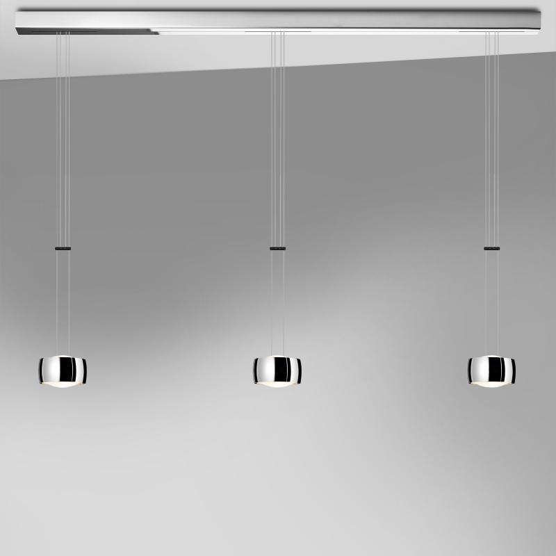 Oligo GRACE LED Pendelleuchte 3flammig mit Dimmer  G42