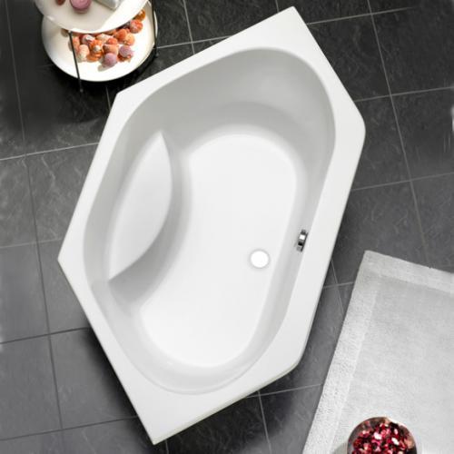 Ottofond Riga Eck Badewanne ohne Wannentrger  703001  REUTER
