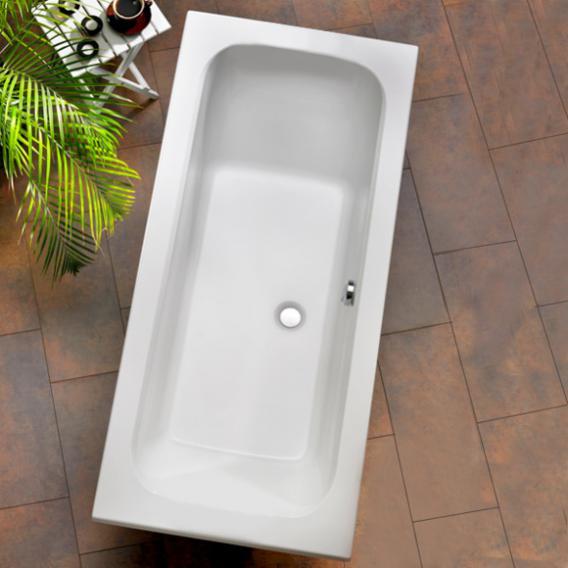 Ottofond Malta Rechteck Badewanne ohne Wannentrger  930201  REUTER