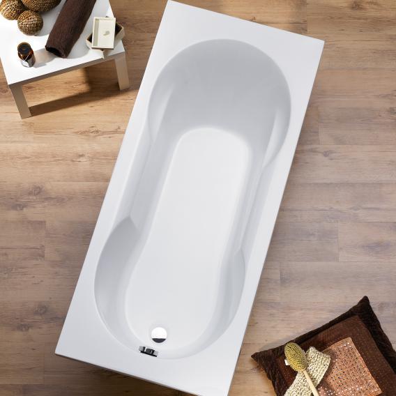 Ottofond Viva Rechteck Badewanne ohne Wannentrger  937001  REUTER