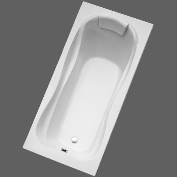 Ottofond Jamaica Rechteck Badewanne ohne Wannentrger  900101  REUTER
