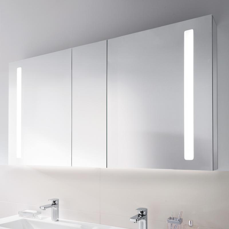 Villeroy  Boch My View 14 Spiegelschrank mit LEDBeleuchtung dimmbar  A4241300  REUTER