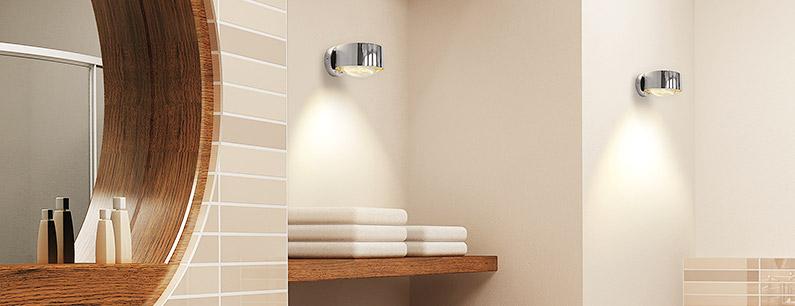 Badleuchten  Badbeleuchtung  Reuter Onlineshop