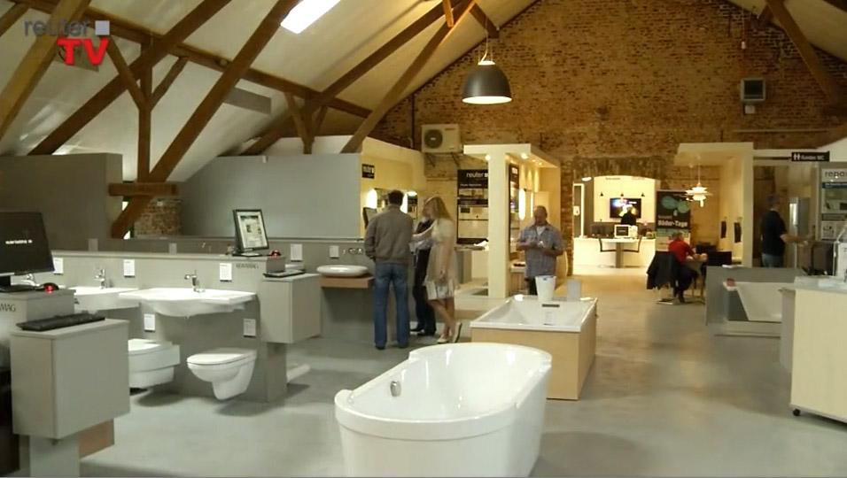 Hübsch Reuter Badezimmer Bildergalerie >> Badplanung Badezimmer ...