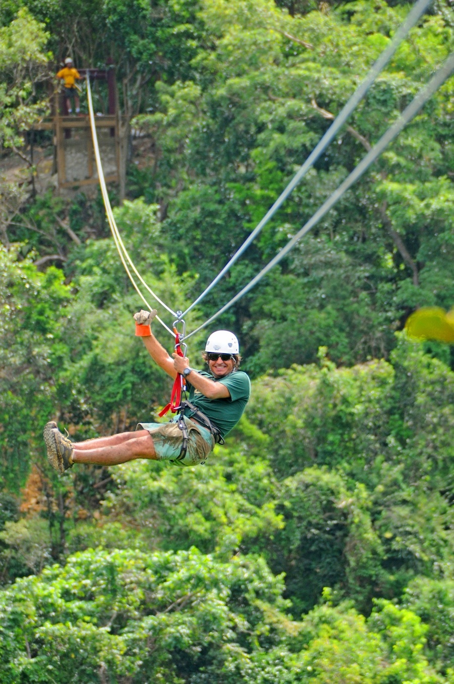 Campo Rico Ziplining Adventure-AM session (Without transportation) - Puerto Rico Best Tour Reservations