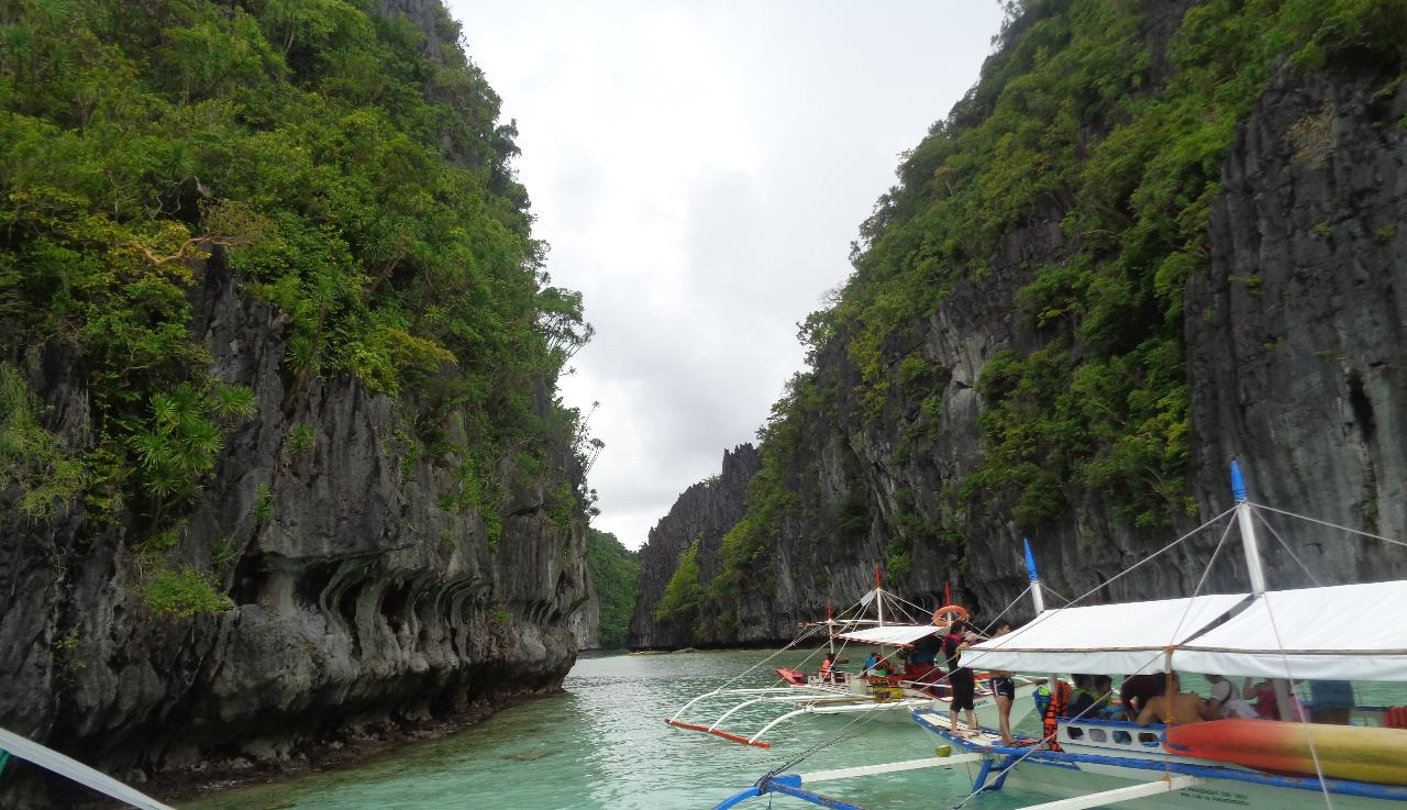 Private Elnido Day tour from puerto princesa - WORLD HOLIDAY TRAVEL AND TOURS PALAWAN