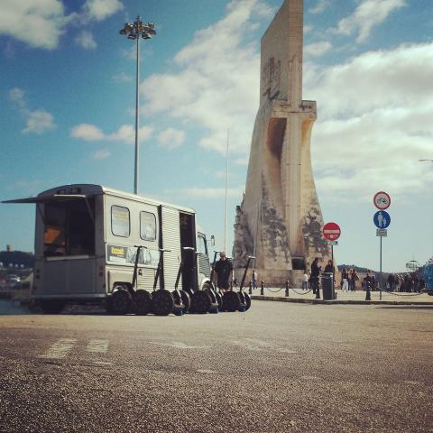 Passeio em Lisboa