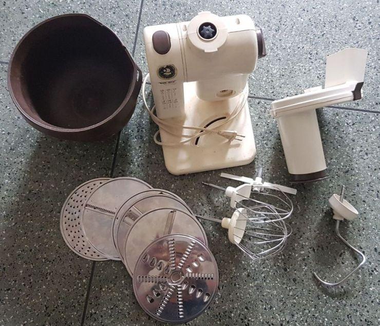 Bosch Küchenmaschine Real 2021