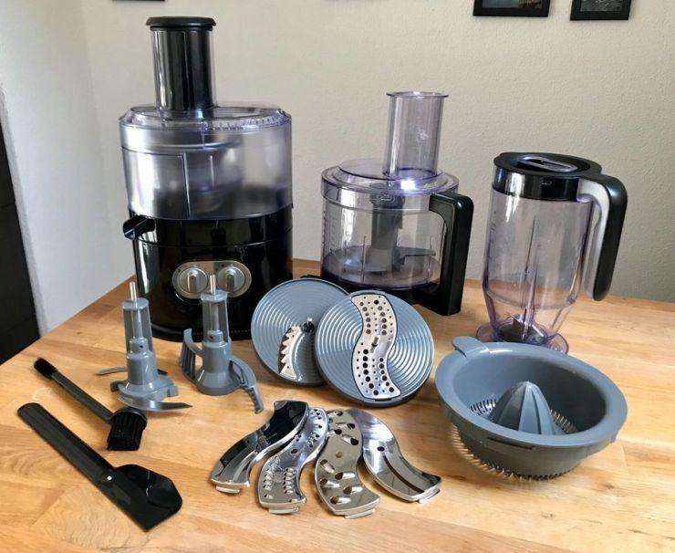 Küchenmaschine Von Braun 2021