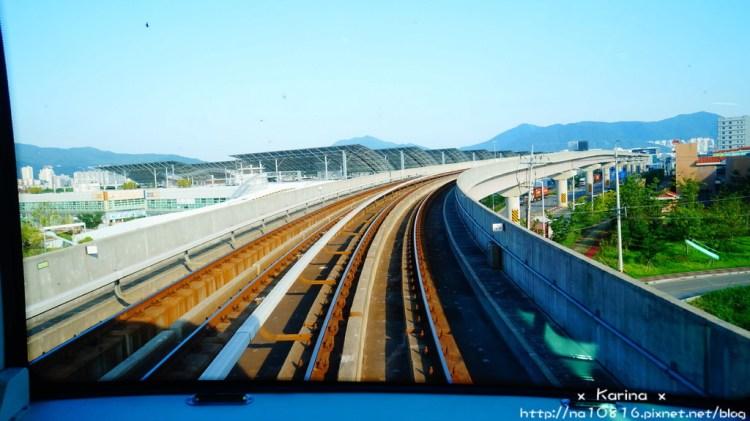 【2016釜山自由行】往返機場、市區的金海輕軌 & 釜山地鐵圖
