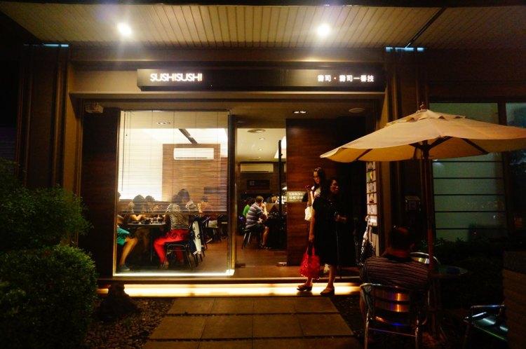 【食記*高雄】 千萬要訂位的 SUSHI SUSHI  壽司一番技