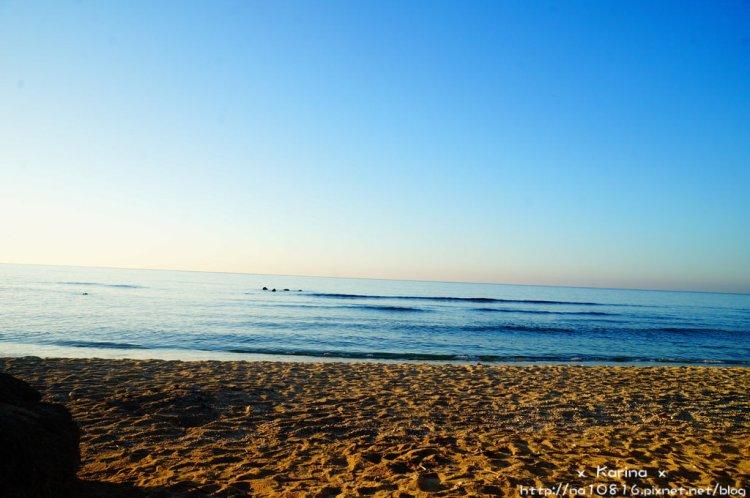 【遊記*屏東】小琉球 威尼斯海灘 日落時分撿星砂