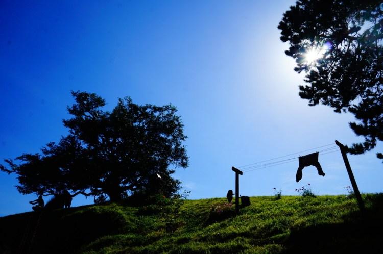 【兩人份 x 六天紐西蘭南北島】Day 4 陶波湖 – Matamata 哈比村 – 奧克蘭