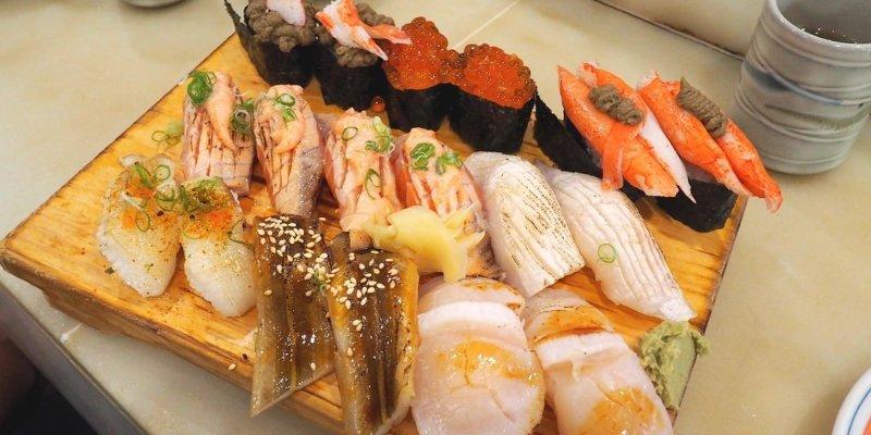 新北中和美食 | 板橋二男小家日本料理 壽司新鮮平價絕對是N訪店!!