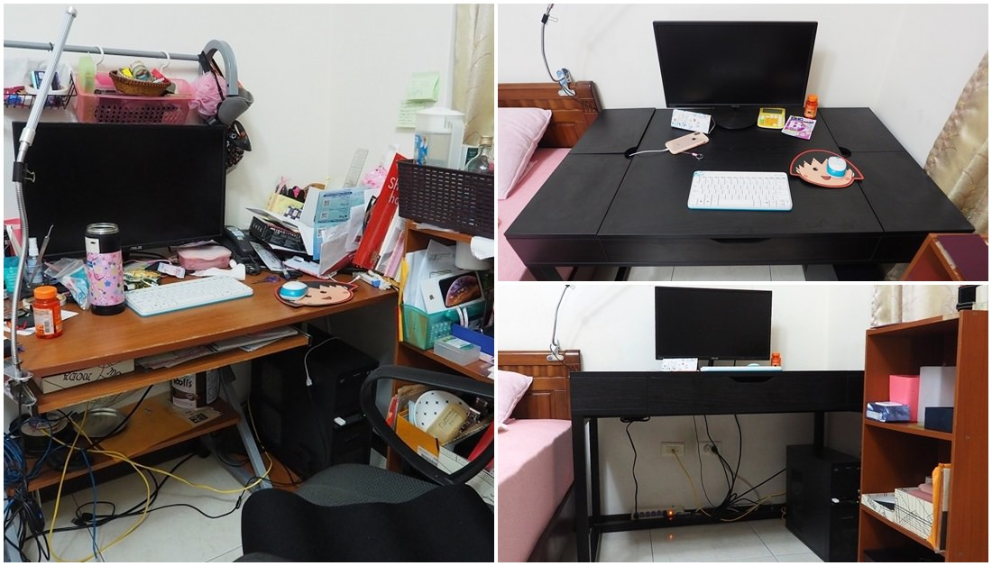 Patya打鐵仔 | 開箱組裝 ! 工作好朋友 女生也能輕鬆組裝的質感工作桌 - Rika.栗卡食光