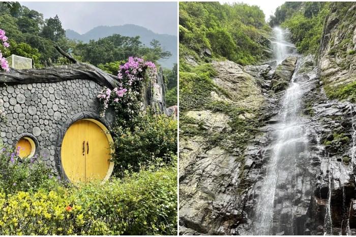 屏東景點|涼山瀑布、禮納里部落一日計畫 禮納里美食/部落導覽