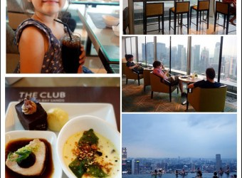 新加坡 金沙酒店 VIP雞尾酒時間 無邊際游泳池