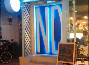 (霖大食記) 台北市大安區永康街的Next Door美式餐廳