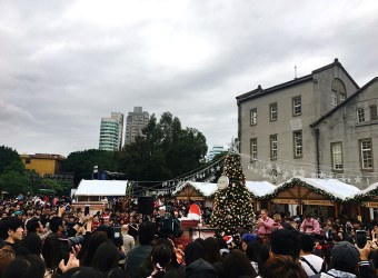華山聖誕市集 道地的歐洲市集 免費的日本東北展 隨便看懶人包
