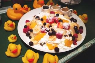 秋田餐廳 推薦 黃色小鴨餐廳 Pamplemousse 可愛的小鴨大軍來襲