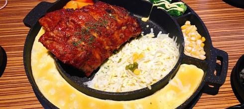 詹姆士起司豬肋排東區│二訪香濃牽絲的起司與濃厚的豬排 大口吃肉的罪惡感!