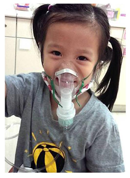 咳嗽不止怎麼辦?家有 氣喘兒 氣喘兒童照護 純屬經驗分享 - 泡菜公主的芝麻綠豆