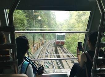 馬來西亞/檳城景點/ 升旗山纜車 2018 來去檳城最高點去做森林浴!