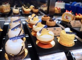 甜典16號 Sweet 16 Patisserie 天母隱藏版超人氣甜點店 晚來可就吃不到了!天母美食祭 天母咖啡廳
