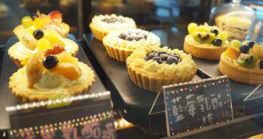 藍白小鎮天母早餐 天母平價的咖啡廳~美味甜點 天母下午茶 天母美食祭