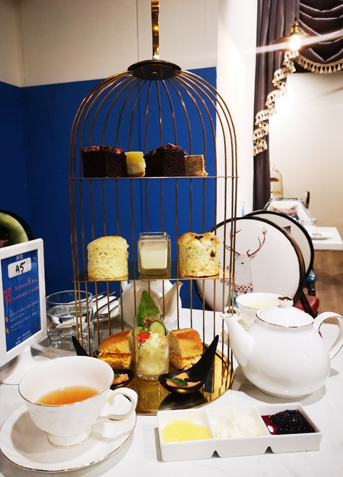 東區下午茶 英國奶奶Britshake 三層下午茶 英式司康 - 泡菜公主的芝麻綠豆
