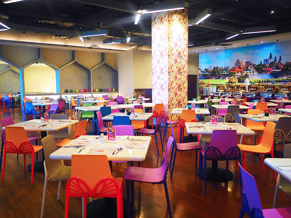 南方莊園晚餐 自助餐餐廳吃到飽! 莊園餐廳 豐富美食任君享用 - 泡菜公主的芝麻綠豆