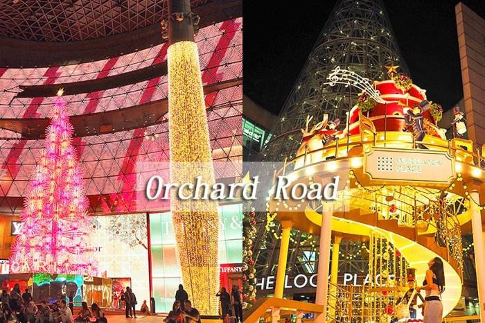 來去新加坡過聖誕節!烏節路聖誕街美翻天 濱海灣花園夜晚燈光秀 越夜越美麗 聖誕節特別活動